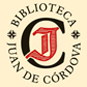 logo de Biblioteca de Investigación Juan de Córdova